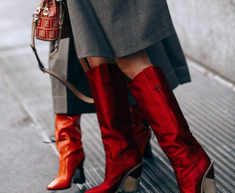 5 botas para otoño invierno 2019 2020