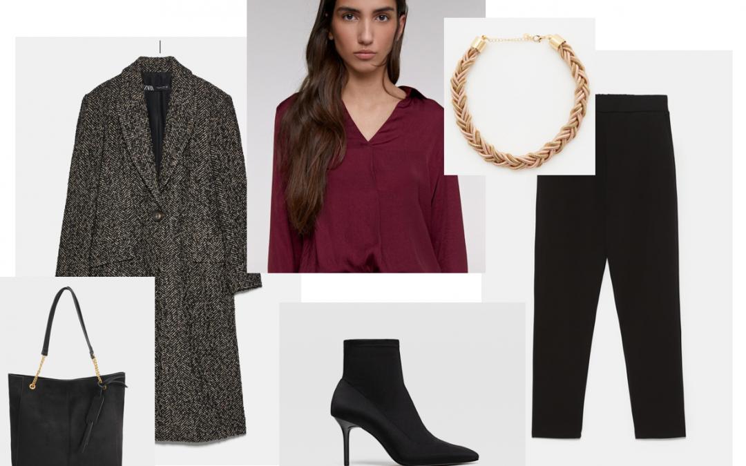 5 outfits para ir a trabajar en otoño
