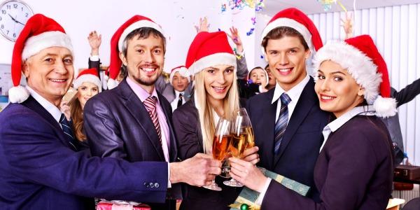 Fiesta de navidad en la empresa ¿qué me pongo?